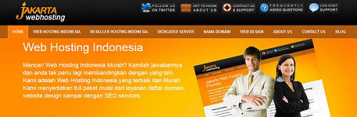 Hosting Murah Berkualitas di Indonesia
