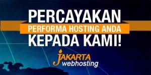 Jakarta Web Hosting Indonesia