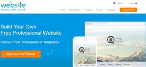 Membuat Website Gratis dengan Website Builder