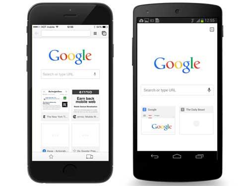 10 Trik Chrome Untuk Memaksimalkan Penggunaannya di Perangkat Mobile