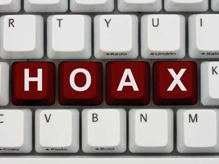 Berita Hoax Akan Di-Shared Jika Yang Shared Orang Yang Terpercaya