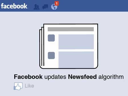 Algoritma Facebook Baru Utamakan Link Website Yang Paling Cepat