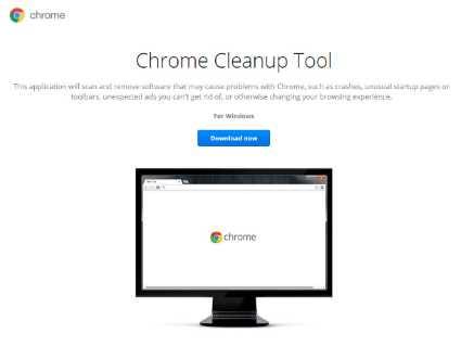 ESET dan Google Rilis Chrome Cleanup Untuk Cegah Malware